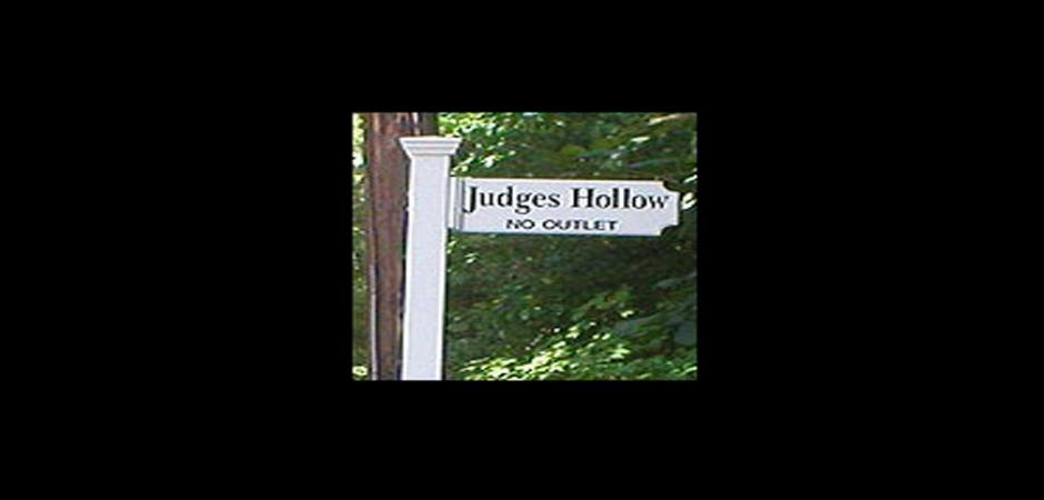 Judges Hollow