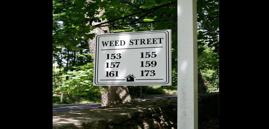 Weed Street